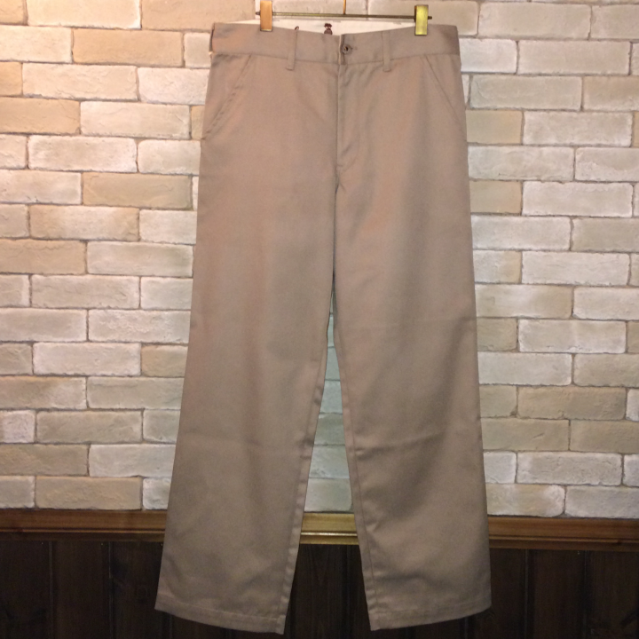 W&L UP  PANTS BEIGEの商品画像1