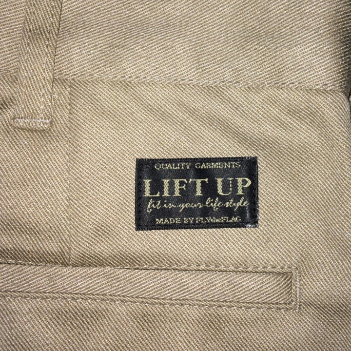 W&L UP  PANTS BEIGEの商品画像3