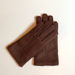 GH LEATHER - GLOVE / BRNの商品画像