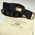 GH Co.-USA BELT GLAD HAND CO.BLACKの商品画像