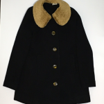 M.L WOOL COAT / BLKの商品画像