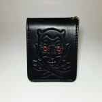 WEIRDO – SHORT WALLET / DEVIL / BLACKの商品画像