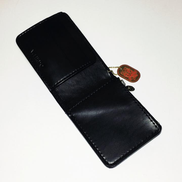 WEIRDO – SHORT WALLET / DEVIL / BLACKの商品画像2