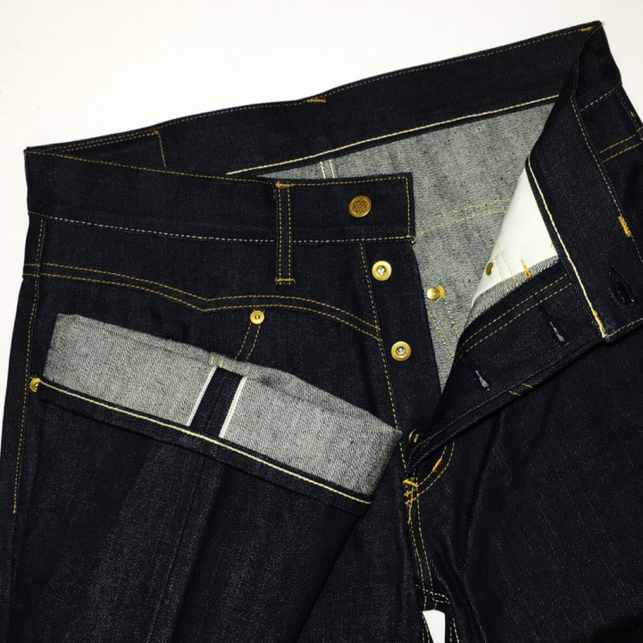 "THUG – DENIM ""IRONCROSS""/ RIGID / IND / IVRの商品画像5"
