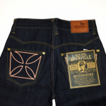 "THUG – DENIM ""IRONCROSS""/ RIGID / IND / PNKの商品画像"