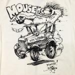 MOUSE HOTROD – JACKET / WHTの商品画像