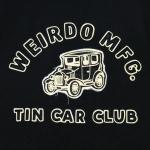 TIN CAR CLUB – JACKET / BLKの商品画像