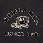 TIN CAR CLUB – JACKET / GRYの商品画像