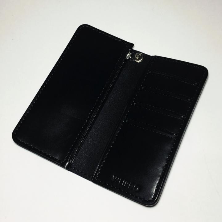 WEIRDO – LONG WALLET / WEIRDO / BLACKの商品画像4