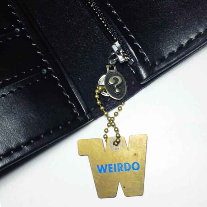 WEIRDO – LONG WALLET / WEIRDO / BLACKの商品画像3