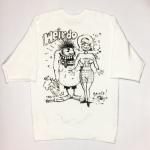 MOUSE WEIRDO – S/S SWEAT / WHTの商品画像