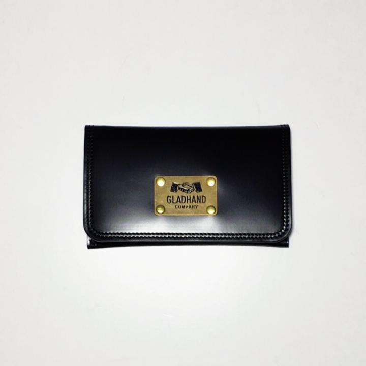 GH-BELONGINGS / CARD CASE / BLKの商品画像1
