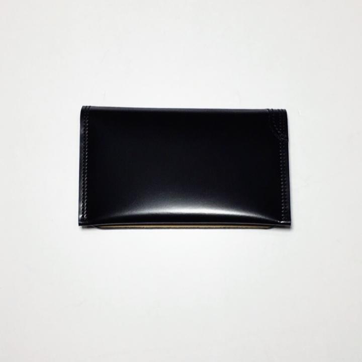 GH-BELONGINGS / CARD CASE / BLKの商品画像2