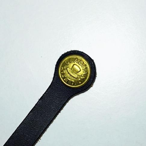 GH TAG – NARROW BRACELET / SHAKE HAND / BLKの商品画像4
