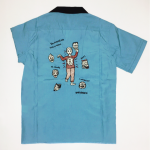 WEIRDO COSTUME-BOWRING SHIRTSの商品画像