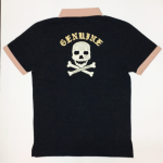 GENUINE – POLO SHIRTS / BLKの商品画像