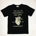 RISE ABOVE – S/S T-SHIRTS / BLKの商品画像