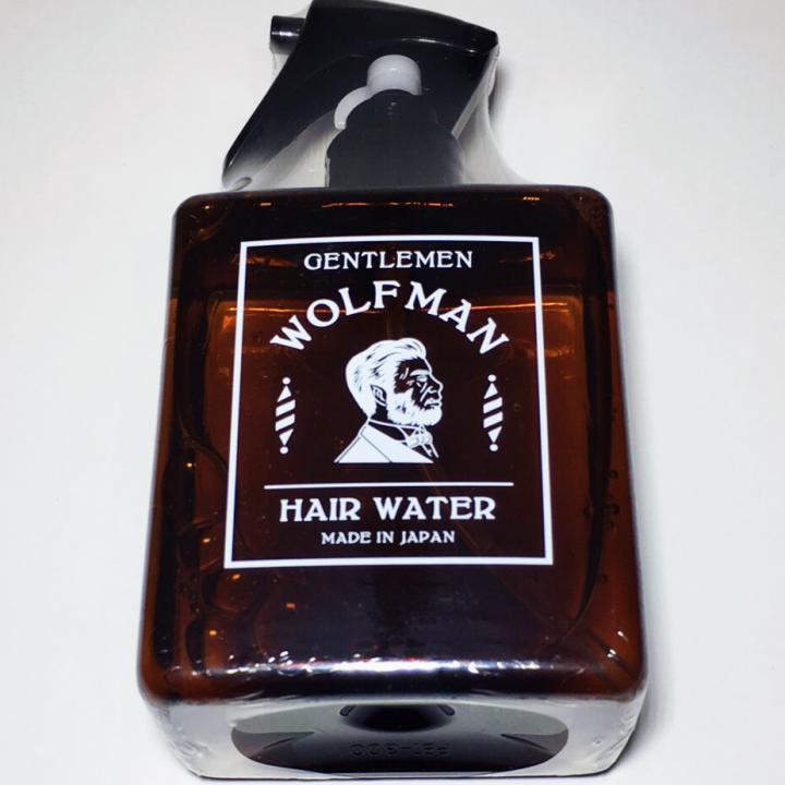 WOLFMAN – HAIR WATERの商品画像2
