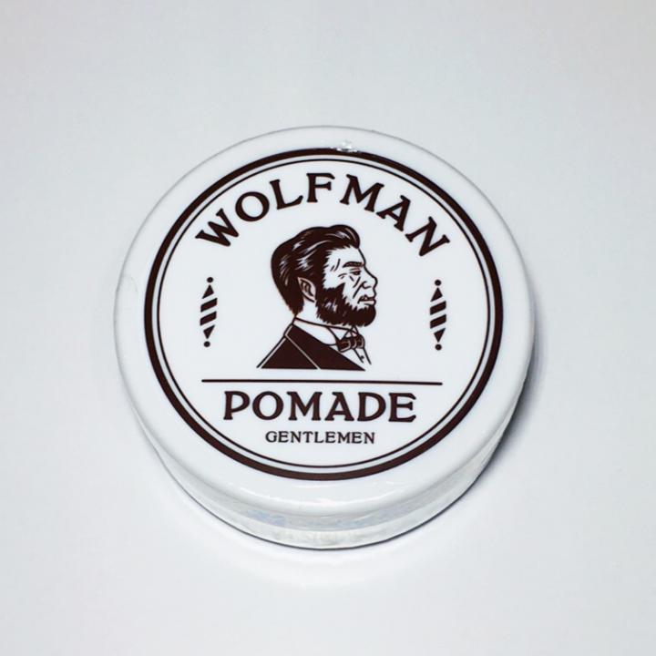 WOLFMAN – POMADEの商品画像1