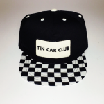 TIN CAR CLUB – CAP / BLKの商品画像