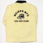 TIN CAR CLUB – STADIUM JACKET / IVRの商品画像