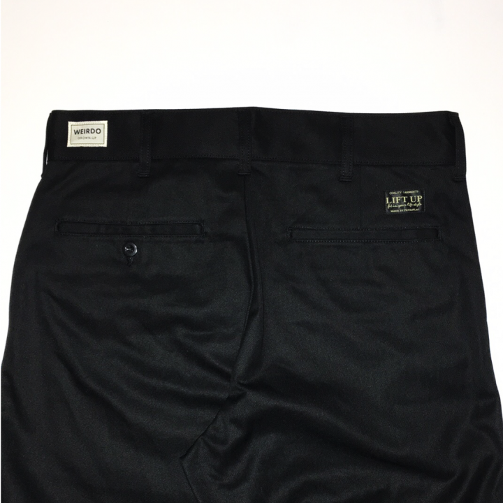 W & L UP – PANTS / BLKの商品画像5