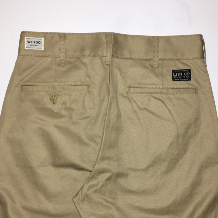 W & L UP – PANTS / BEGの商品画像5