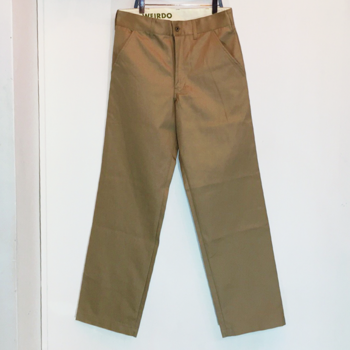 W & L UP – PANTS / BEGの商品画像1