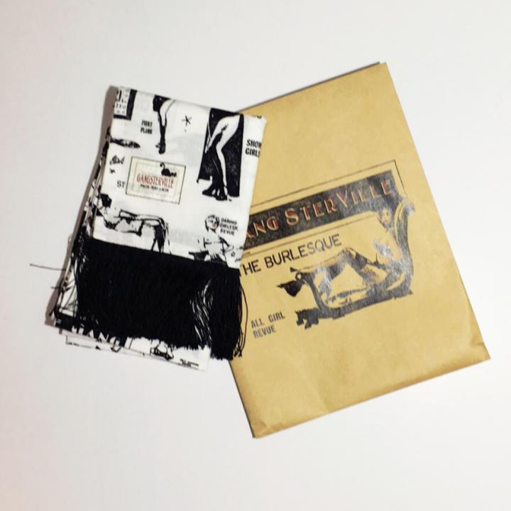 THE REVUE – STOLE / WHTの商品画像4