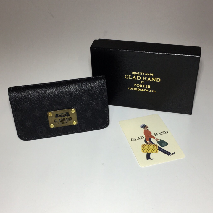 GH-BELONGINGS / CARD CASE / FAMILY CREST / SPの商品画像1