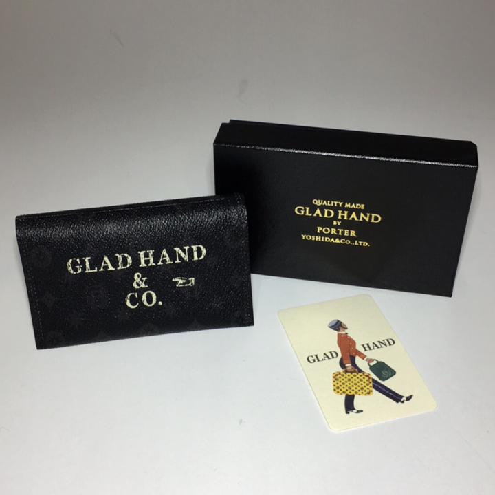 GH-BELONGINGS / CARD CASE / FAMILY CREST / SPの商品画像5