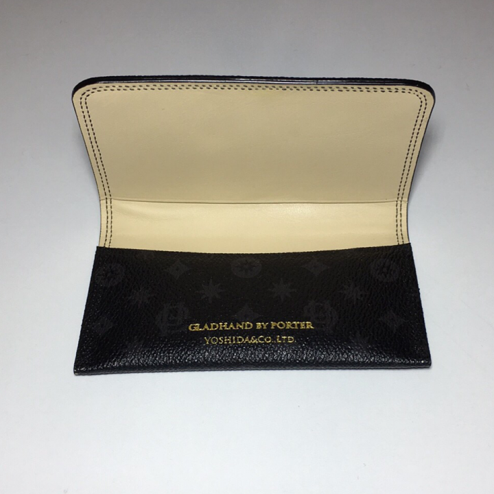 GH-BELONGINGS / CARD CASE / FAMILY CREST / SPの商品画像4