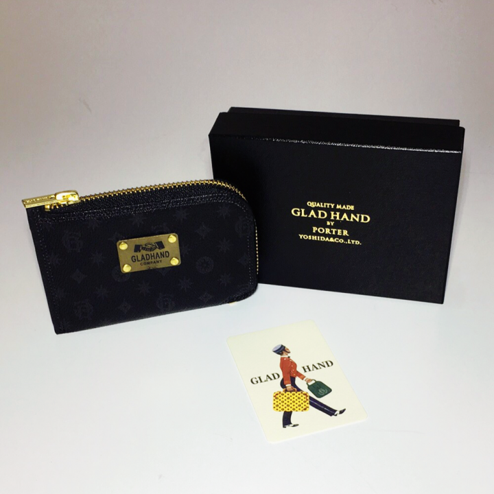 GH-BELONGINGS / COIN CASE / FAMILY CREST / SPの商品画像1