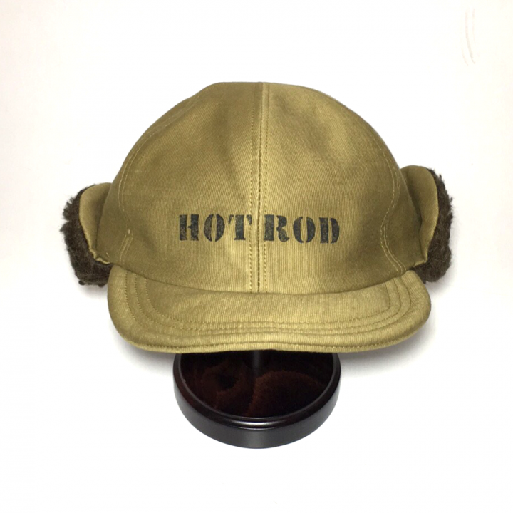 HOT WRD – EARMUFF / KHKの商品画像1