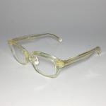"J – IMMY – GLASSES ""ORNAMENT"" / CLRの商品画像"