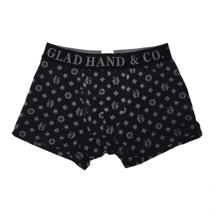 GH FAMILY CREST – BOXERS / BLKの商品画像1