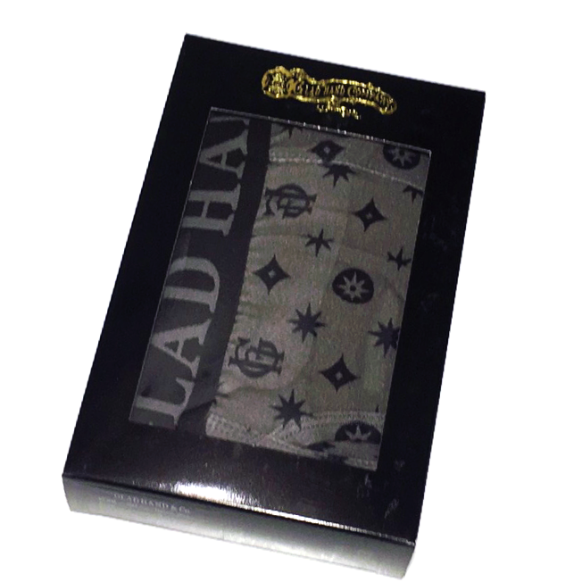 GH FAMILY CREST – BOXERS / GRYの商品画像5