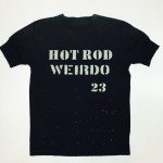 HOT WRD – HENRY NECK T – SHIRTS / BLKの商品画像