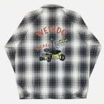 ROAD FREAK – JACKET / CHECK BLKの商品画像