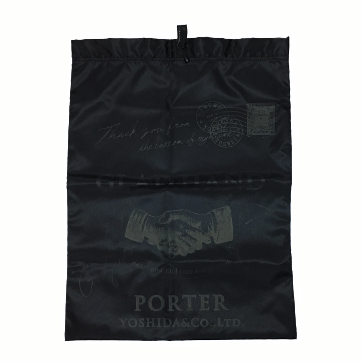 GH – SNACK PACK POUCH / BLK ( L )の商品画像1