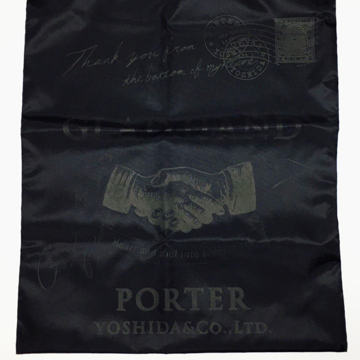 GH – SNACK PACK POUCH / BLK ( L )の商品画像3