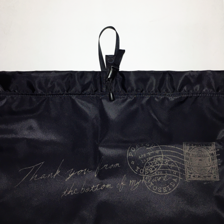 GH – SNACK PACK POUCH / BLK ( L )の商品画像4
