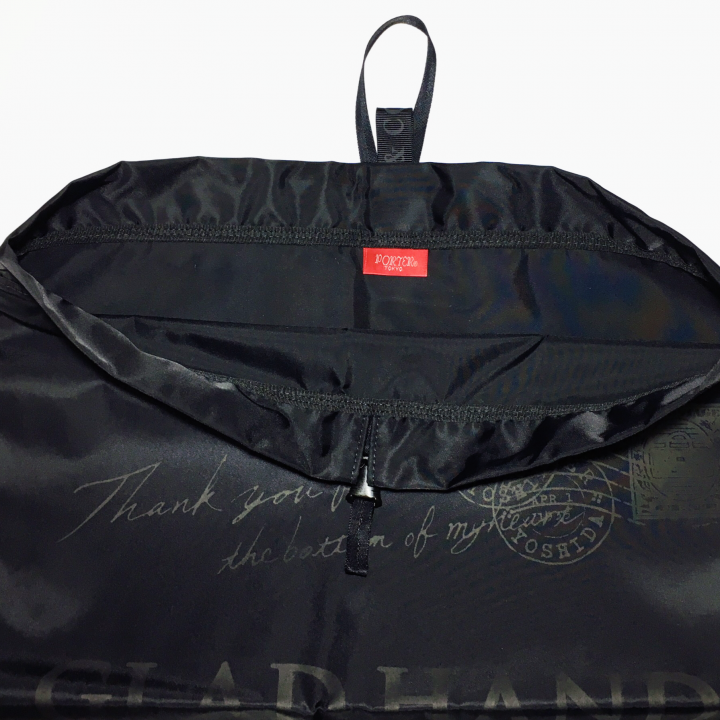 GH – SNACK PACK POUCH / BLK ( L )の商品画像5