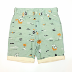 PIRATES – BEACH SHORTS / GRNの商品画像