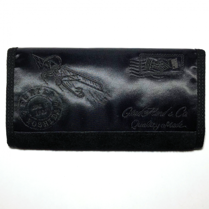 GH – FADE WALLET LONG / BLKの商品画像4