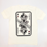 THUG QUEEN – S/S HENRY T-SHIRTS / WHTの商品画像