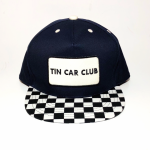 TIN CAR CLUB – CAP / NVYの商品画像
