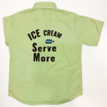 ICE MANIA – S/S B.D. SHIRTS / CHOCO – MINTの商品画像