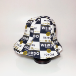 WRD CANS – HAT / BLACKの商品画像