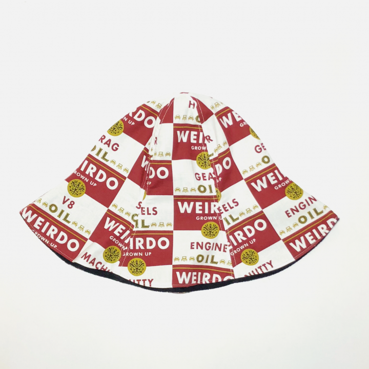 WRD CANS – HAT / REDの商品画像4